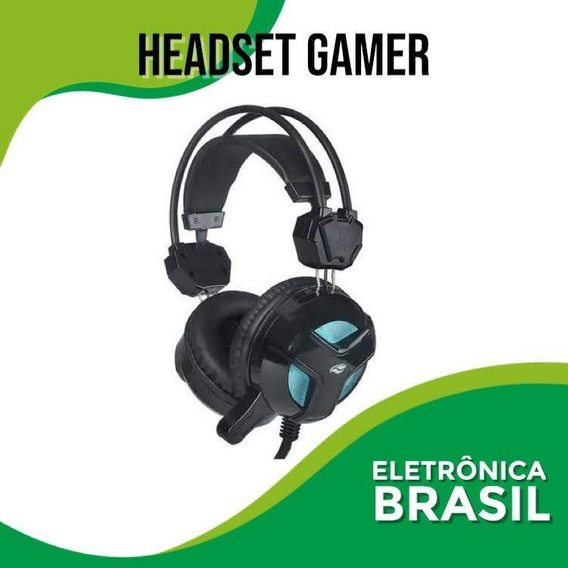 Headset Gamer Blackbird