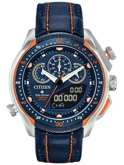 Relógio Citizen Promaster Sst Eco-drive Jw0139-05l Promoção