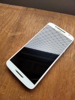 Celular Moto X Play Branco 32gb