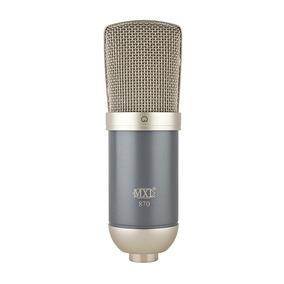 Microfone Condensador Para Estúdio Mxl 870