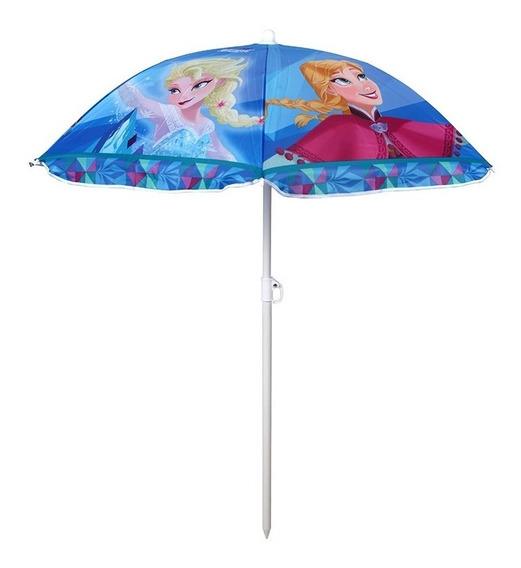 Guarda Sol Praia E Piscina Princesa Elsa Disney