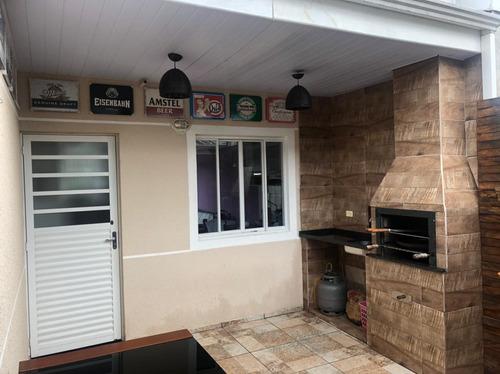 Casa Com 3 Dormitórios À Venda, 90 M² Por R$ 130.000,00 - Ronda - Ponta Grossa/pr - Ca0771