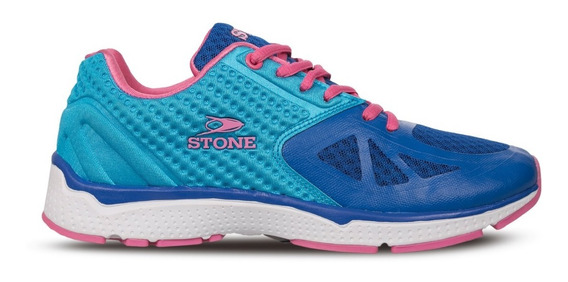 Zapatillas Stone Running Acolchadas 34 Al 40 Local Centro
