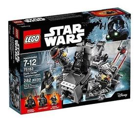 Lego Star Wars Darth Vader 75183 - 282 Pçs Original Import