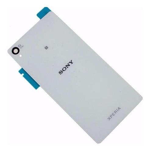 Tapa Trasera Blanca Repuesto Para Sony Xperia Z4
