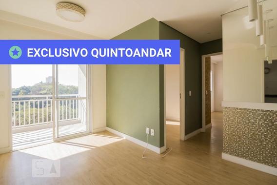 Apartamento No 11º Andar Com 2 Dormitórios E 1 Garagem - Id: 892948692 - 248692