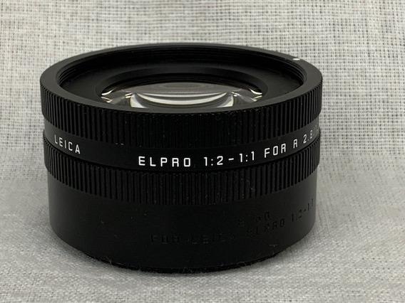 Leica Elpro 1:2-1:1 Para Macro Elmarit 100mm R 2.8/100