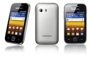 Samsung Galaxy Y S5360 - Prata - Gsm 3g- Desbloqueado- Usado