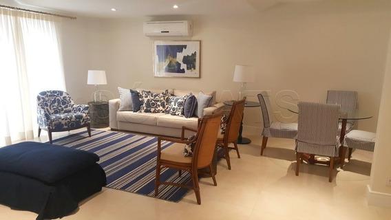 Em Cerqueira Cesar, Apartamento Com 02 Dormitório, Ótima Localização - Sf27380
