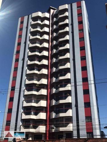 Imagem 1 de 11 de Apartamento Com 3 Dormitórios À Venda, 138 M² Por R$ 1.200.000,00 - Jardim Anália Franco - São Paulo/sp - Ap5950