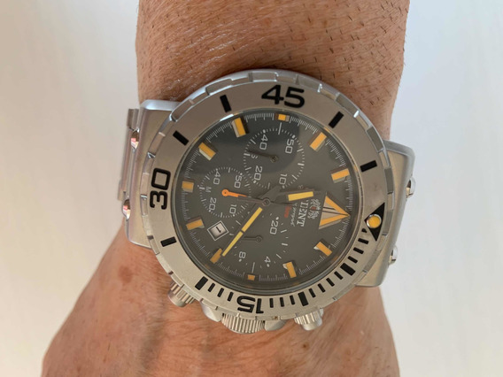 Relógio Oriente Peça De Colecionador Peça Rara