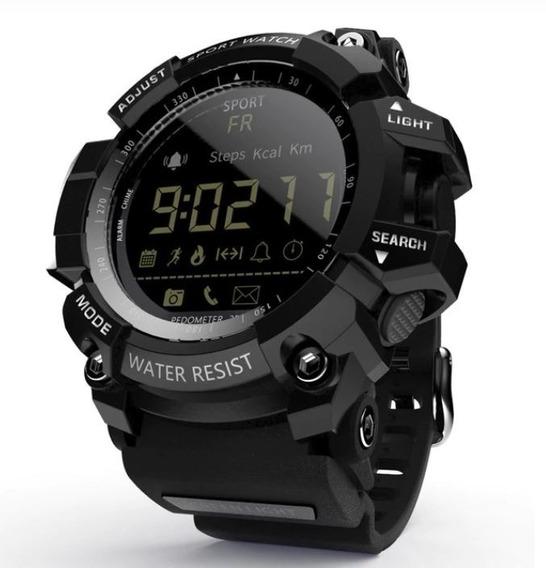 Smartwatch Híbrido Para Excursión, Campismo O Exteriores