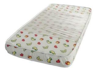 Colchón Arcoiris Babyfloat® Infantil 100x50x12 Dct