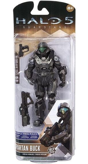 Figura Halo 5 Mcfarlane Halo 5 Spartan Buck Nuevo