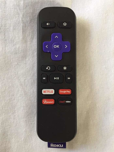Imagen 1 de 2 de Control Remoto Roku Rc-alir Original