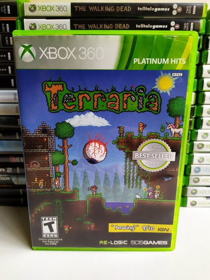 Terraria - Xbox 360 - Original