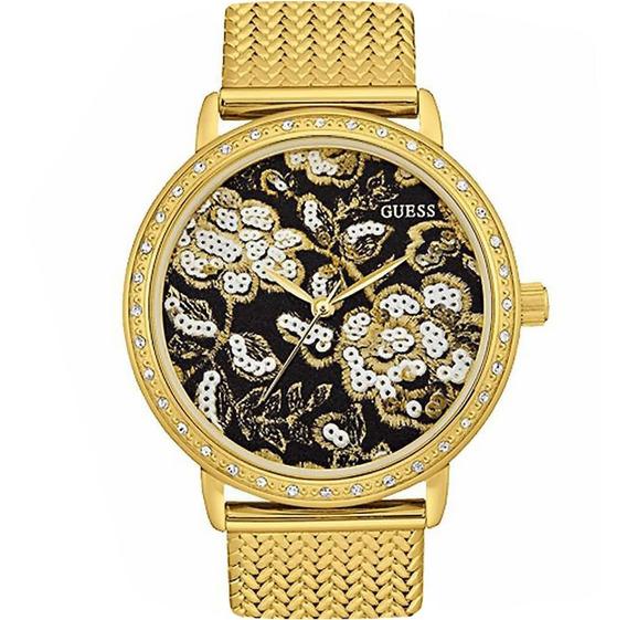 Relógio Feminino Guess 92288lpgtda4 Dourado
