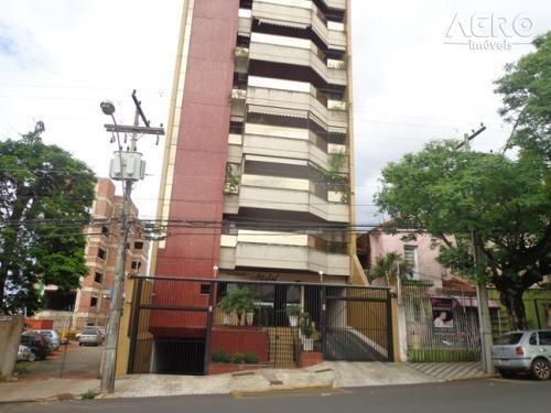 Apartamento Residencial Para Venda E Locação, Centro, Bauru - Ap0327. - Ap0327