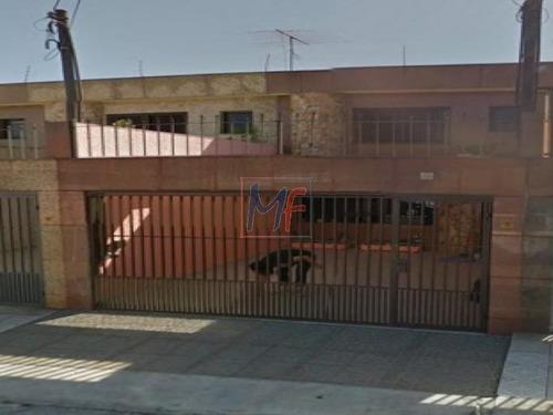 Imagem 1 de 10 de Ref 6887 Sobrado  Chácara Califórnia  Na Vila Carrão Com 3 Dorms. E 2 Vgs - 6887