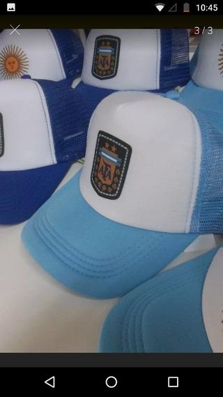 Gorra Trucker Seleccion Argentina
