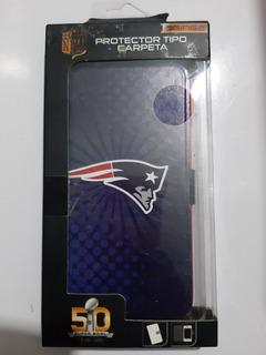 Funda Para iPhone 6 Plus Patriotas Original Súper Bowl 50