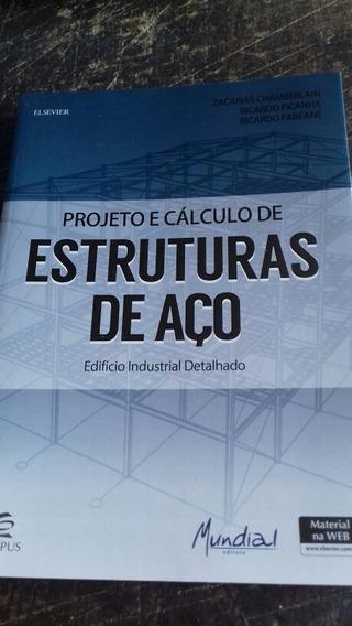 Estruturas De Aço/projeto E Cálculo/frete Grátis