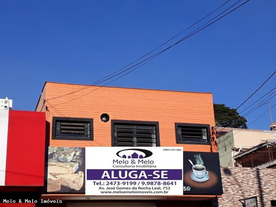 Sala Comercial Para Locação Em Bragança Paulista, Centro - 1108