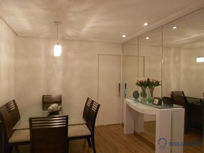 Jardim Da Saúde, 3 Dormitórios, Suite, 2 Vagas, Fácil Acesso Ao Metrô Saúde. - Ja18684
