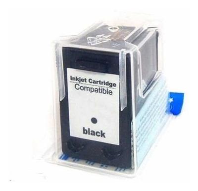 Cartucho De Tinta Compatível Microjet Para Uso 3050 J610