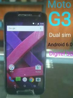 Motorola G3 Dual Sim H Todas