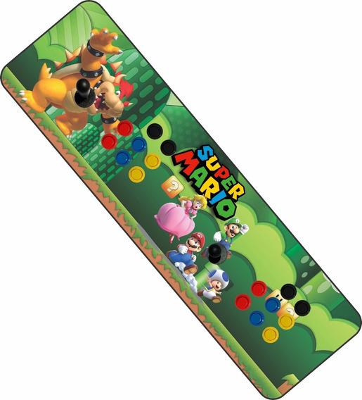 Arcade Portátil Fliperama Mais De 12500 Mil Jogos Completo!!