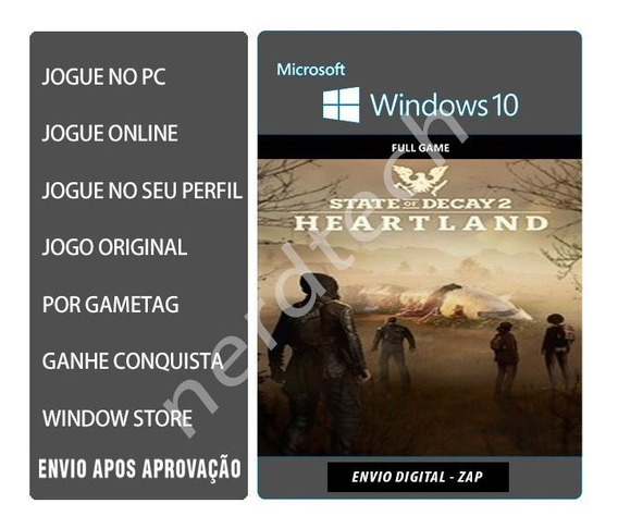 State Of Decay 2 Ultimate Suprema Pc Online + Heartland Dlcs