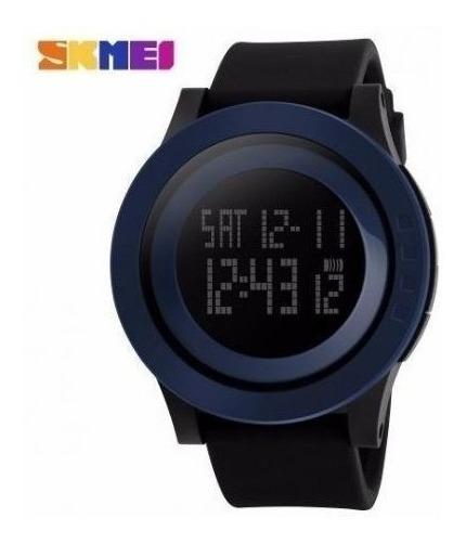 Relógio Masculino Sport Skmei 1142 Digital Preto Wr50m
