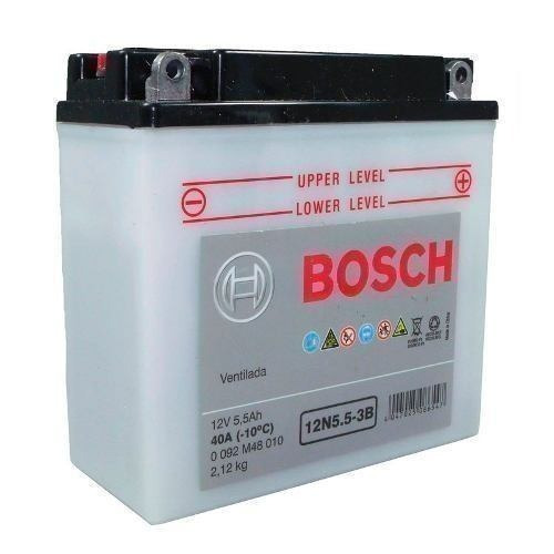 Bateria Moto Bosch Bb7b-b Inmetro 13649