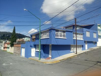 Venta De Casa En Col. Santa Barbara, Toluca.