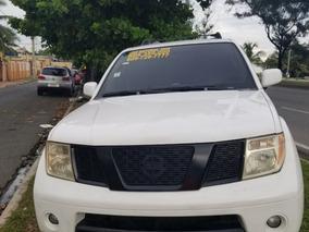 Nissan Pathfinder Blanca 2006 /gas Gasolina 8097297777