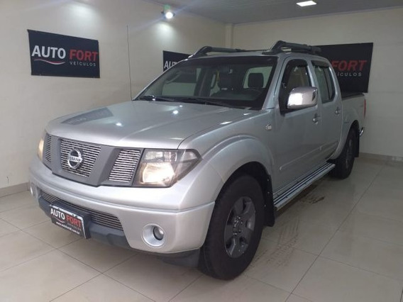 Nissan Frontier Sel 4x4 Cabine Dupla 2.5 Turbo Eletronic
