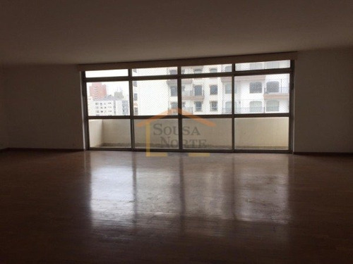 Apartamento, Venda, Santa Cecilia, Sao Paulo - 13406 - V-13406