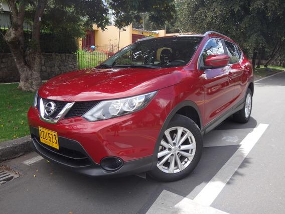 Nissan Qashqai Advance Mt 2.0 4x2