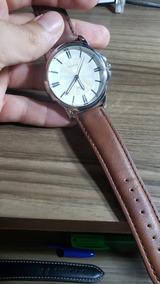 Relógio Yazole 332 Marrom