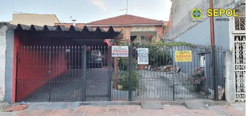 Casa Com 3 Dormitórios À Venda, 80 M² Por R$ 600.000,01 - Cidade São Mateus - São Paulo/sp - Ca0493