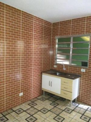 Casa Para Locação Em Taboão Da Serra, Jardim Maria Rosa, 1 Dormitório, 1 Banheiro - 8375