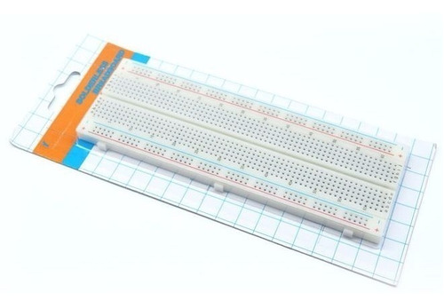Protoboard De 830 Puntos
