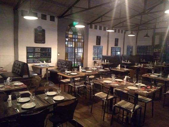 Fondo De Comercio Importante Restaurant Cañuelas