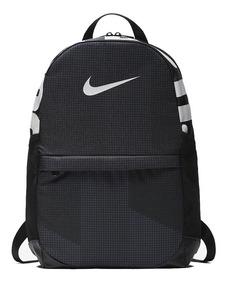 Mochila Nike Infantil Brasilia Printed Preta Ba5755010