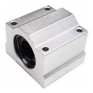 Rodamiento Lineal Scs16uu 16mm C Soporte Impresora 3d Reprap