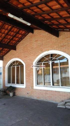 Imagem 1 de 8 de Casa Com 3 Dormitórios À Venda, 300 M² Por R$ 618.000,00 - Vila Tatetuba - São José Dos Campos/sp - Ca2539