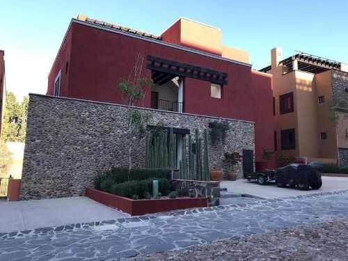 Casa Venta San Miguel De Allende. Casa 10 Min. Al Centro Historico