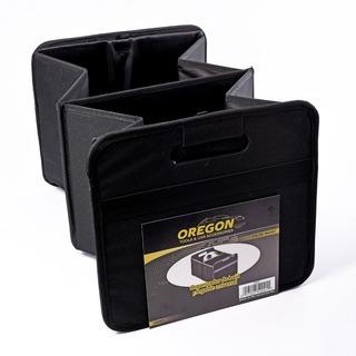 Organizador De Baul Para Auto Universal Negro Oregon Ob001