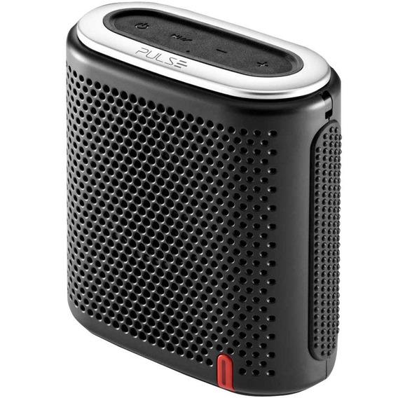 Caixa De Som Mini Bluetooth Preta Sp236 Pulse